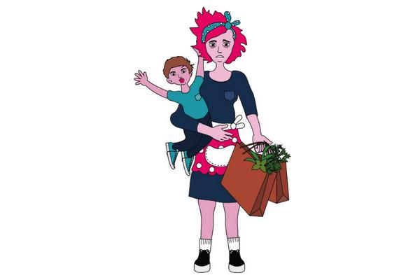 Maminka Katka – Hola, hola, škola (a školka) volá