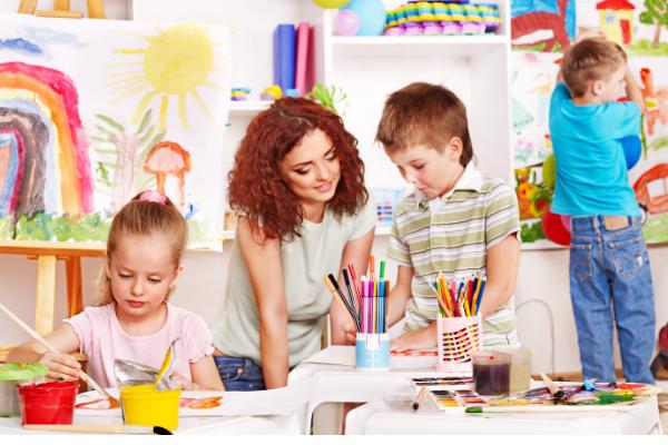 Alternativní mateřské školy
