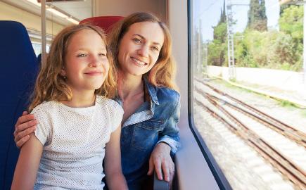 7 tipů a triků, jak zabavit dítě na cestách