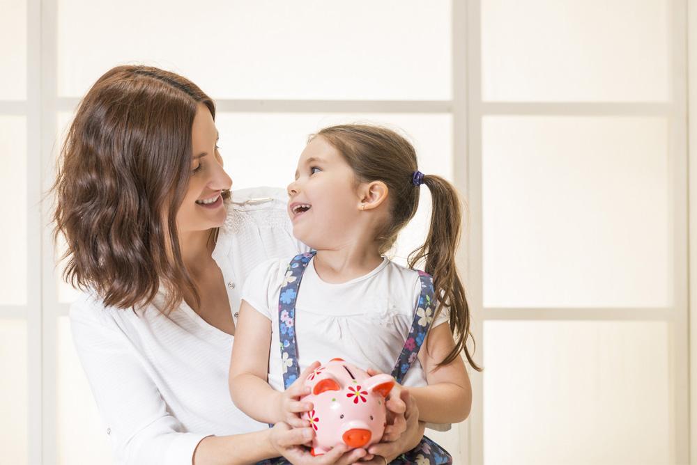 Zajistěte pro své dítě vyšší výživné