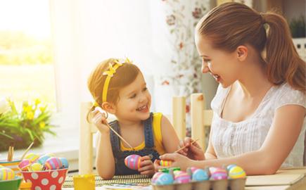 Pomlázka, beránek a vajíčka aneb co všechno patří k Velikonocům