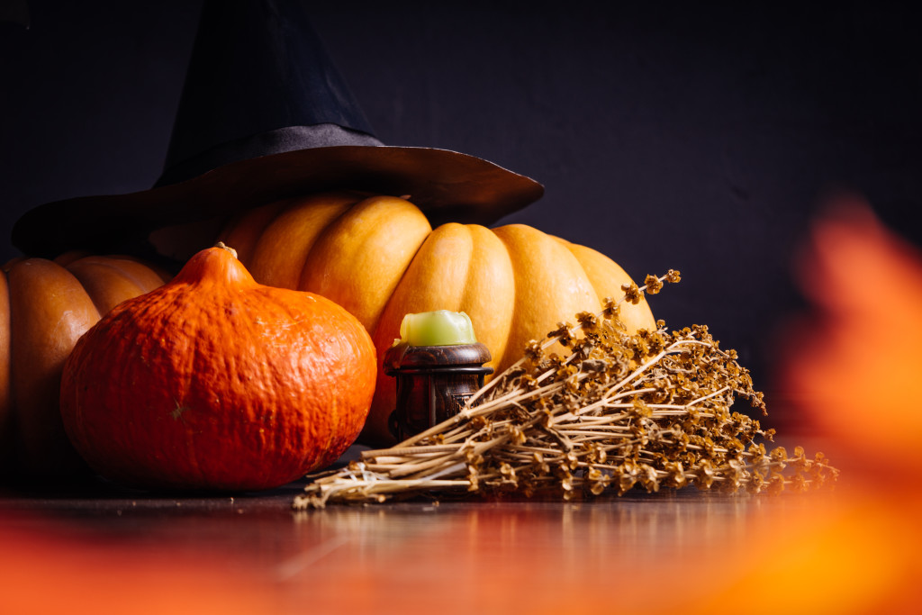 Halloween – tipy a triky na strašidelné pohoštění!
