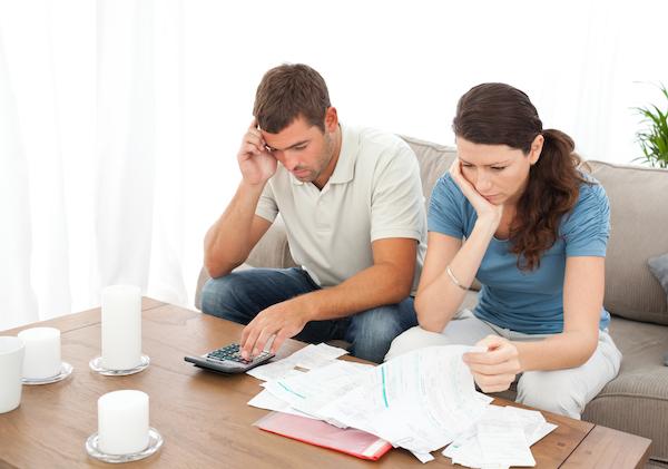 Vyrovnání majetku po rozvodu – dluhy
