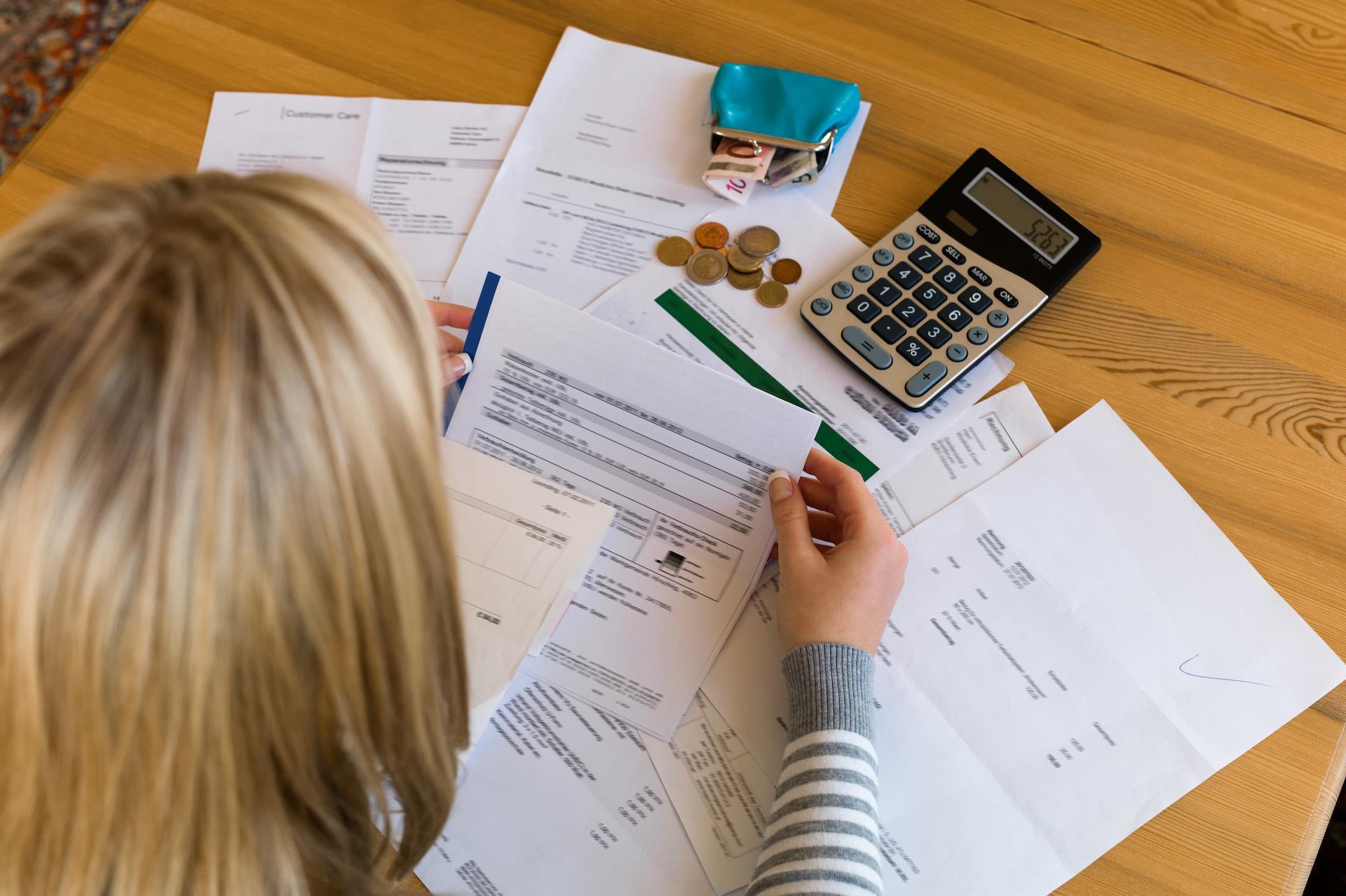 Osobní bankrot a výživné 2019
