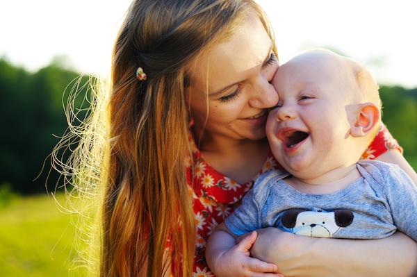 Jarní akce pro maminky s dětmi