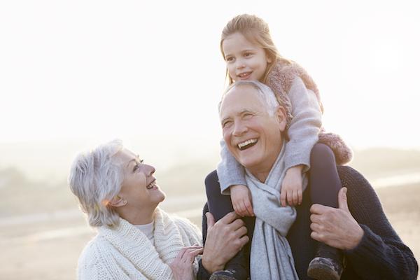 Přenesení vyživovací povinnosti na prarodiče