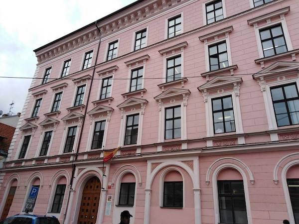 Lednové návštěvy OSPODů v Českých Budějovicích a Kladně