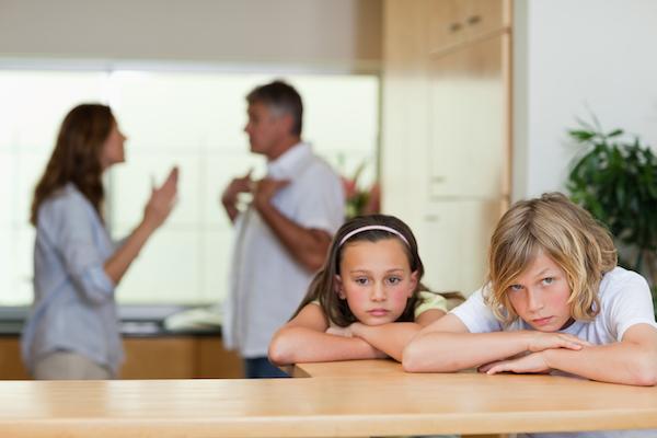 Rozvod a určení péče o děti