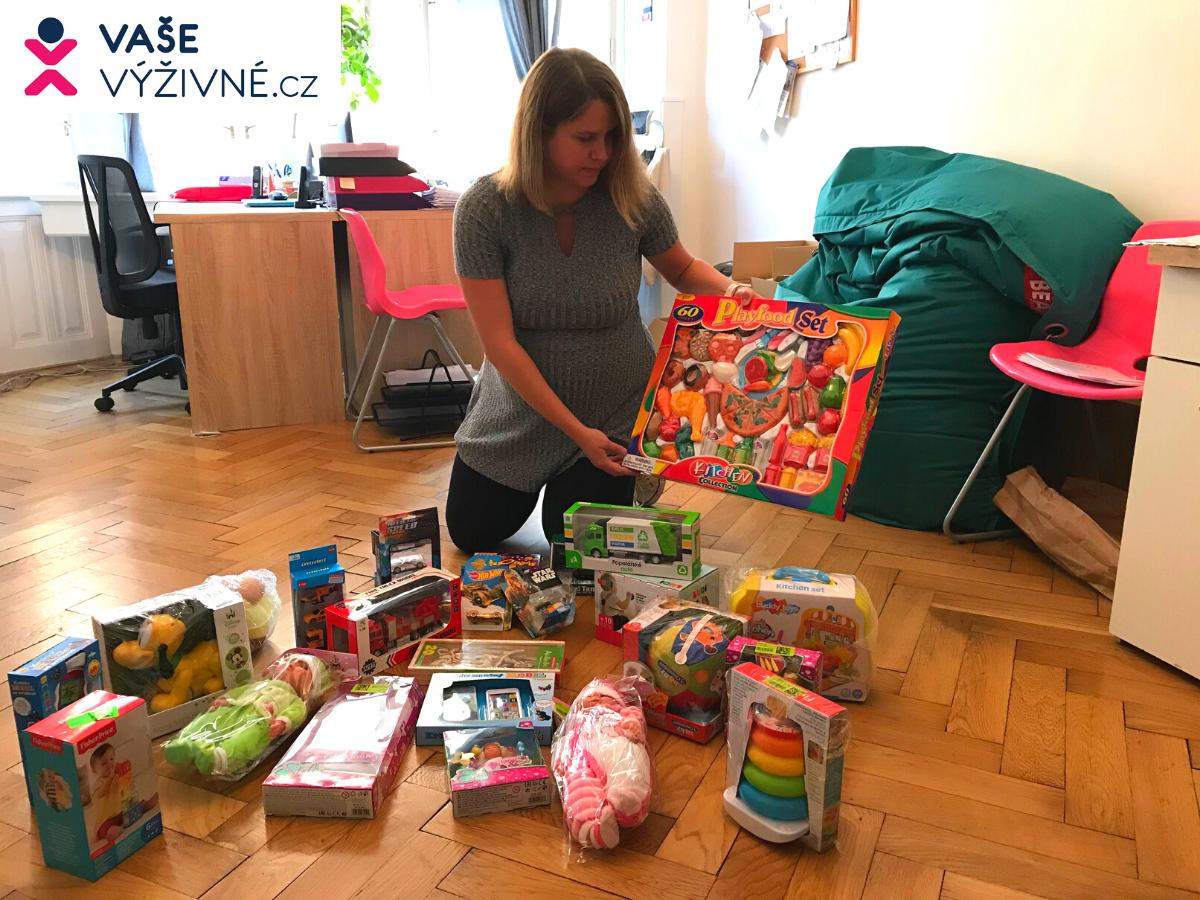 Pomoc pro azylový dům v Praze