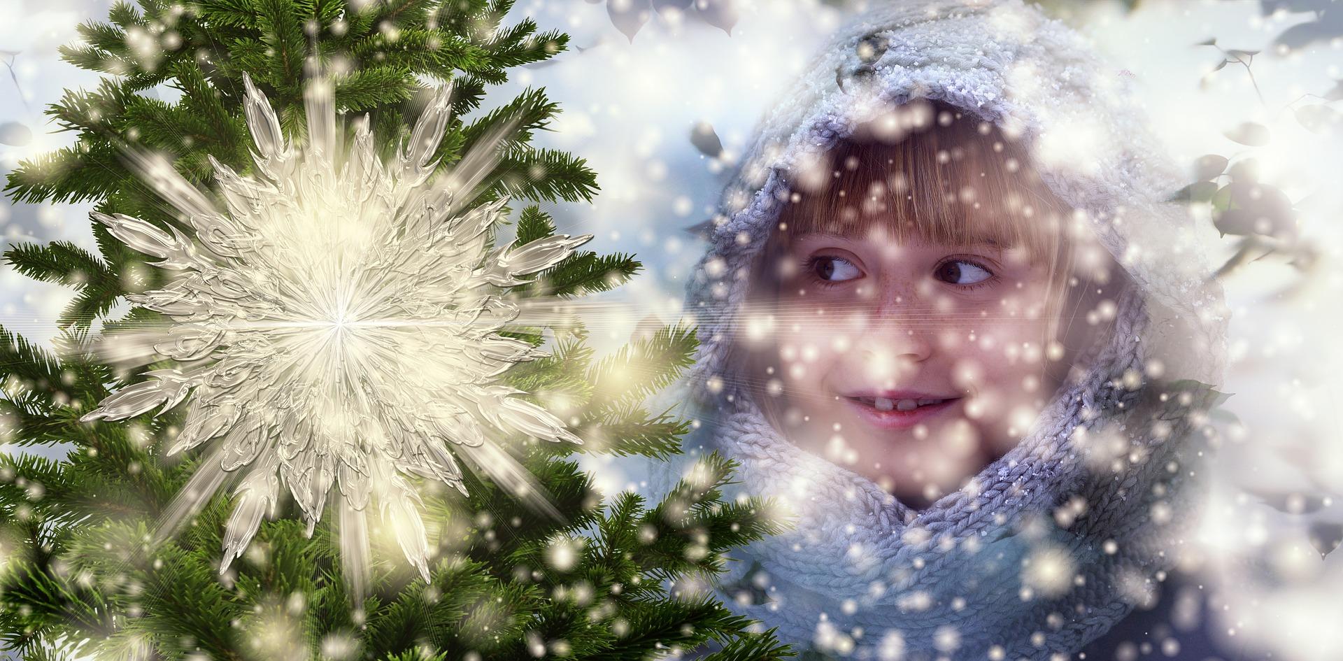 Samoživitelé a Vánoce